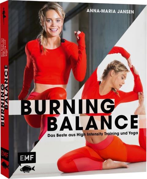Burning Balance - Buch